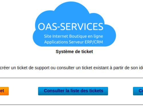 Mettre en place un système de tickets de maintenance sur son Dolibarr Ma Gestion Cloud